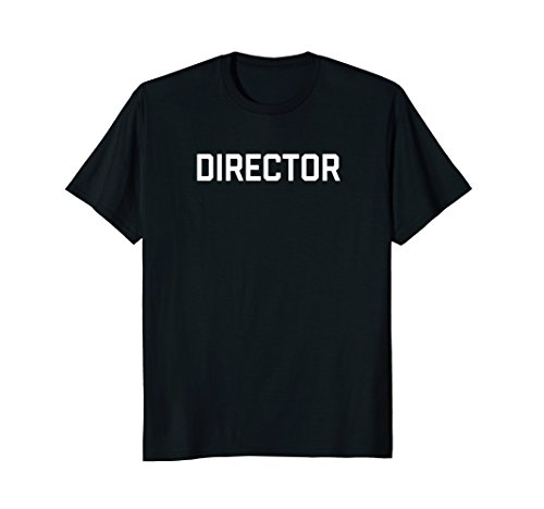 Film Maker Director Big Boss Movie Theme Party T-shirt ()