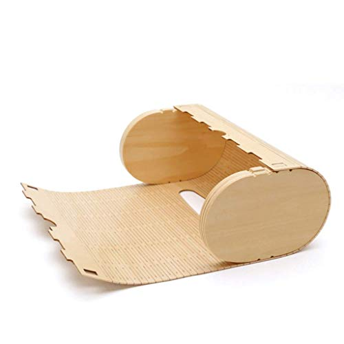 ZYN Wooden Tissue Box- European Style Living Room Household Tray Wooden Napkin Box by ZYN (Image #3)