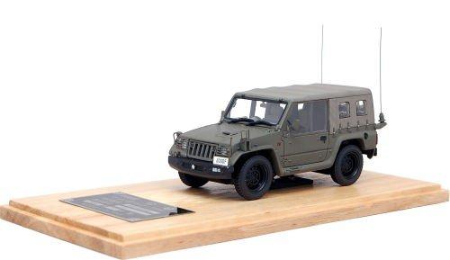 モノクローム 1/43 73式小型トラック 1996年 富士学校 普通科教導連隊 完成品 B002UBZP7A