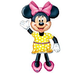 Anagram Minnie Mouse Air Walker