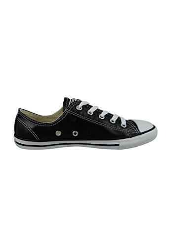 Zapatillas Converse All Star Dainty Ox (Black/White) Negro/Blanco