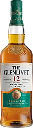 The Glenlivet The Glenlivet 12 Years Old Single Malt Scotch Whisky 40% Vol. 0,7l in Giftbox with 2 glasses - 700 ml