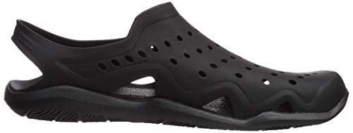 Crocs Men's Swiftwater Wave M Water Shoe Black, 5 M US by Crocs (Image #7)