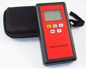 GOWE equipo portátil Detector de radiación, inspector de nuclear radiación detector Dosímetro: Amazon.es: Bricolaje y herramientas