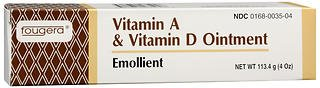 Vitamin A & D Ointment, 4 oz, (Pack of 2)