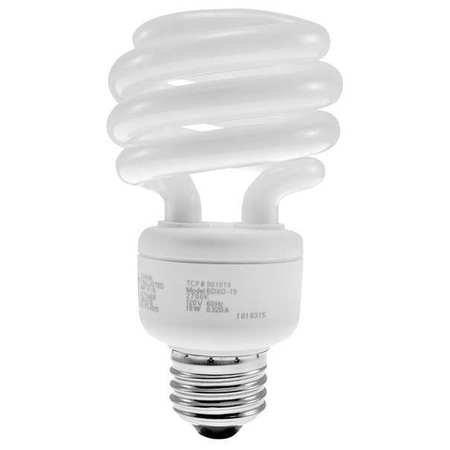 SHAT-R-SHIELD 23W, T3 Screw-In Fluorescent Light Bulb