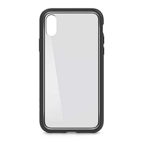 Belkin SheerForce Elite Protective Case for iPhone X (Space Gray)