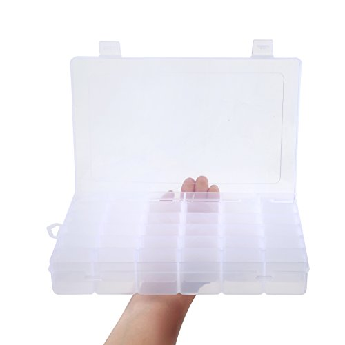 Transparent Organizer Collection Adjustable Dividers product image