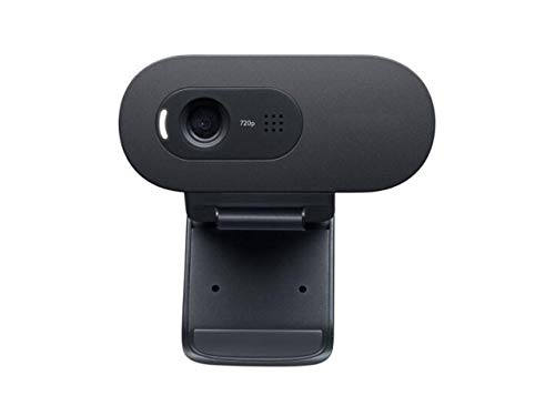 Logitech C270i PTV 960 001084 Desktop or Laptop Webcam HD 720p Widescreen for Video Calling and Recording