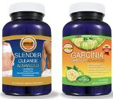 Pure Garcinia Cambogia Extract PLUS Detox Cleanse SYSTEM! - Get FAST RESULTS From 2 BEST SELLERS For The Price Of 1 (Diet Kit) - High HCA - 100% Satisfaction Guarantee - Click the 'ADD TO CART' Button!
