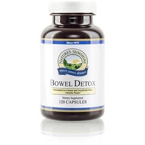 Bowel Detox 120 Caps
