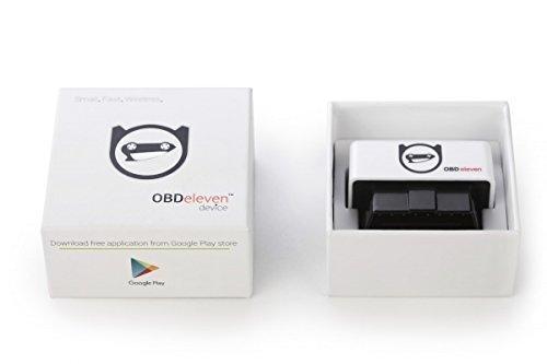 Diagnosegerä t OBDeleven OBD11 fü r OBD2 Fehlerdiagnose Diagnose Bluetooth PKW KFZ Multimarken vom offiziellen Distributor! Kein Pro.