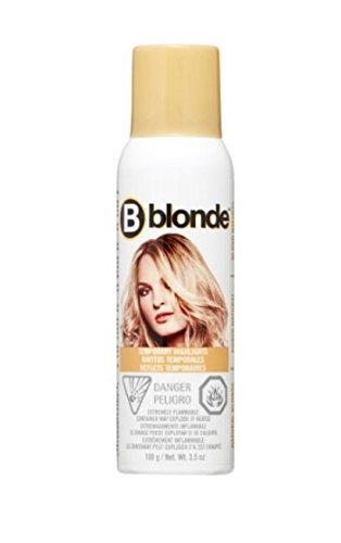 jerome russell B Blonde Temporary Highlight Spray, Beach Blo