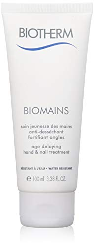 Biotherm Biomains Age Delaying Hand and Nail Treatment, 3.3 Ounce