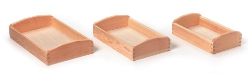 Darice 9170-85 Pine Wood Serving (Wood Trays)