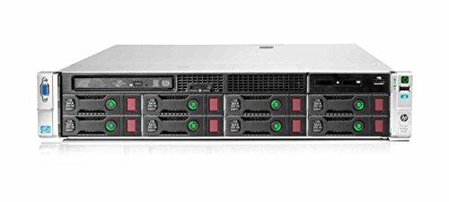 HP DL380p Server | 2X E5-2690v2 20 Cores | 128GB | P420 | 8X 600GB SAS