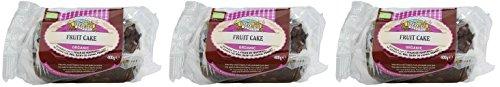 (3 PACK) - Everfresh Natural Foods - Org Fruit Cake   400g   3 PACK BUNDLE