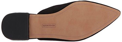 Steven Di Steve Madden Womens Valent-p Loafer Flat Black Multi