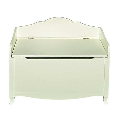 Powell Torri Toy Chest in Vanilla by Powell Furniture