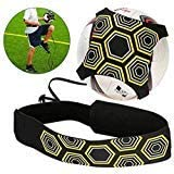 Football Kick Trainer, Soccer Football Self Training Kick Practice Trainer Aid Equipment Waist Belt Returner