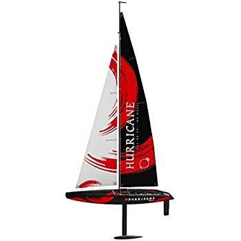 POCO DIVO Model Sail Yacht Hurricane 1-Meter-Class Tournament Sailboat  2 4Ghz RTR Racing Ship RC 990mm Competition Sailing Boat Wind Power 39