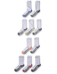 Fruit Of The Loom Big Boys 10 Pack Crew Socks