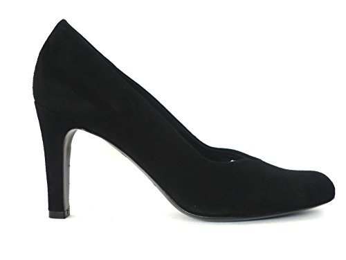 Court Black Shoes Women's Black Black VALLEVERDE vwqY545