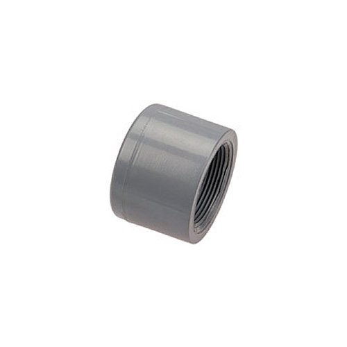 Nibco 1848-005 5117-3 Cap Threaded 1//2 Pipe Size 1//2 Pipe Size