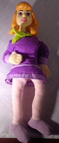 Scooby-Doo Gang Daphne PVC & Plush Groovy Bean Bag ()