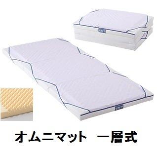 オムニマット(一層式) 840mm(幅)×1910mm(長さ)×80mm(厚さ) B00GX3P9NG