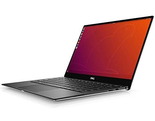 "Dell XPS 13 7390 Laptop, 13.3"" 4K UHD (3840x2160) Touchscreen, Intel Core 10th Gen i7-10510U, 16GB RAM, 512 GB SSD, Windows 10 Pro"