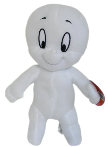 Harvey Cartoon - 14in Casper Plush Doll