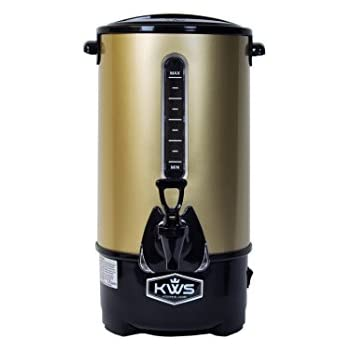 Amazon.com: KWS WB-10 9.7L/ 41Cups Commercial Heat Insulated Water ...