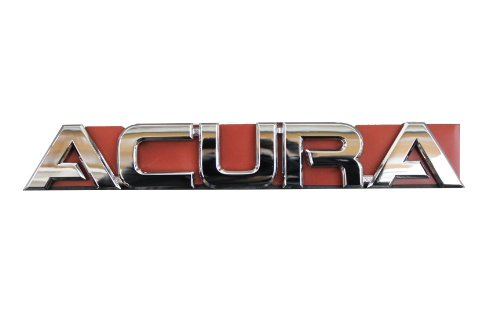(Genuine Acura Accessories 75711-SZ3-A00 Trunk 'Acura Logo' Emblem)