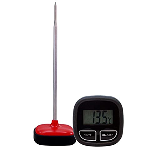KT THERMO Digital Meat Thermometer Electronic Food Thermometer for Kitchen Cooking Grill, BBQ, Milk - Thermos Bbq Grills