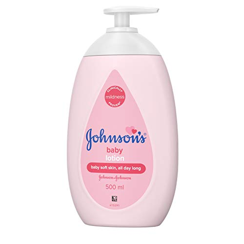 Johnson's Baby Lotion, 500ml