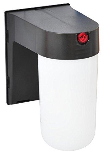 LEDSLC12BZ- Jelly Jar Shape LED Outdoor Security Light - ...