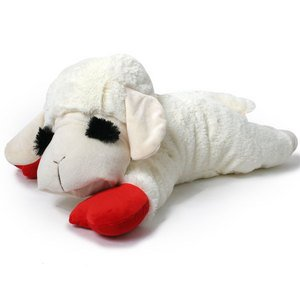 Multipet Giant Lambchop Dog Toy- by Multipet