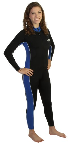 ee1f8c1bc2c70 Stingray UV Sun Protection Full Body Coverage UPF SPF Swimsuit for Boys &  Girls- 1