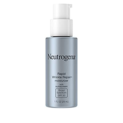Best Cheap Deal for Neutrogena Rapid Wrinkle Repair Moisturizer with Broad Spectrum SPF 30 Sunscreen, 1 Fl. Oz by Johnson & Johnson - Free 2 Day Shipping Available