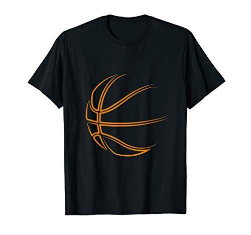 Basketball Novelty T-Shirt - Basketball Player Gift Idea