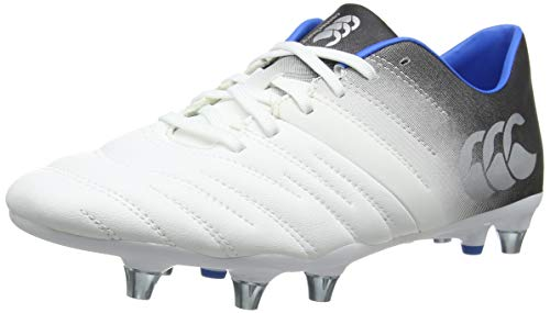 Canterbury CCC Phoenix 2.0 SG Rugby Boot - Optic White (9.5 D (M) US)