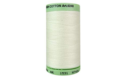 - Mettler Silk-Finish Cotton Embroidery Thread, 875 yd, Dew