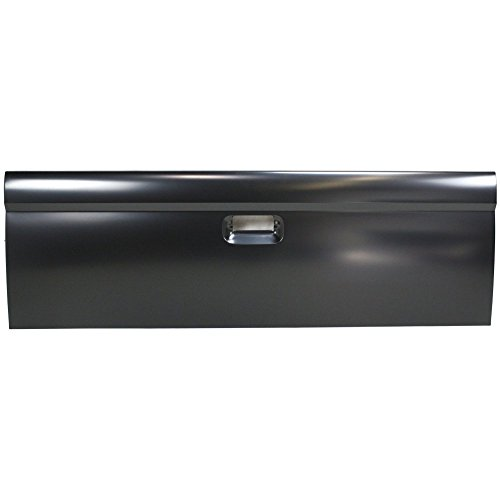 2003 Toyota Tacoma Tailgate - Tailgate Shell Compatible with Toyota Tacoma 95-04 Standard Bed