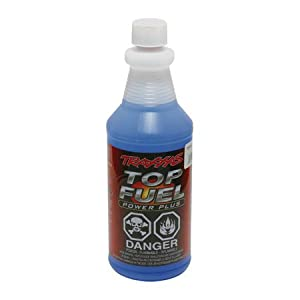 R/c Nitro Fuel Traxxas Top Fuel 10% Racing Quart