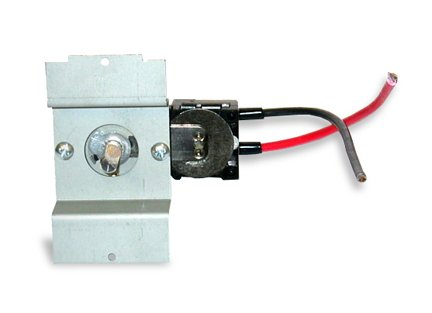 Integral Single - Cadet Perfectoe Series UC White Single-Pole Integral 22 Amp Thermostat Kit