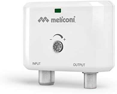 Meliconi AMP 20 MINI - Amplificador de antena, hasta 25 dB