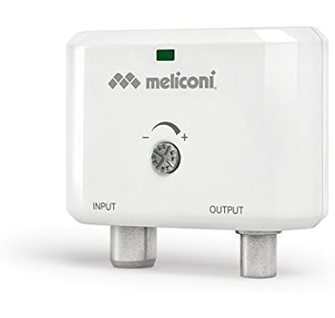 Meliconi AMP 20 MINI - Amplificador de antena, hasta 25 dB ...