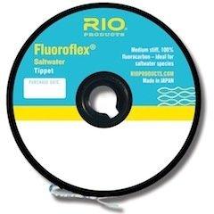 Rio Fly Fishing Fluoroflex Saltwater Fluorocarbon Tippet