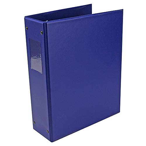 Multiple Copy Magazine Binders-Blue-11-1/2
